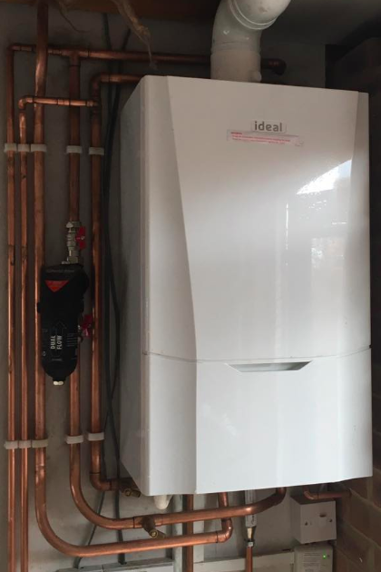 Ideal boiler installed with 10 year warranty | Harlow